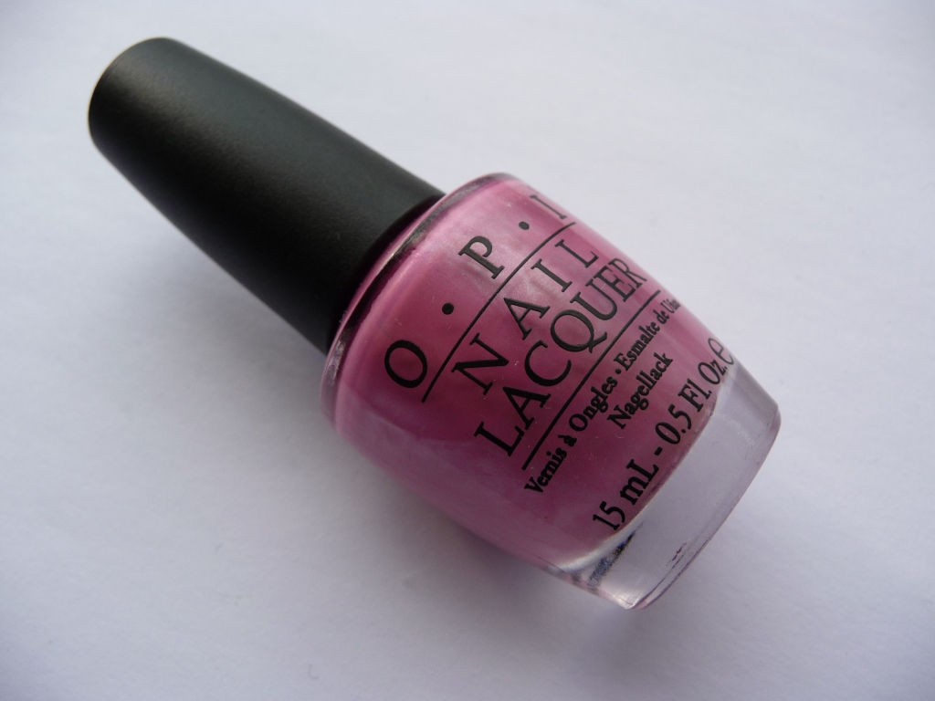 OPI – Japanese Rose Garden