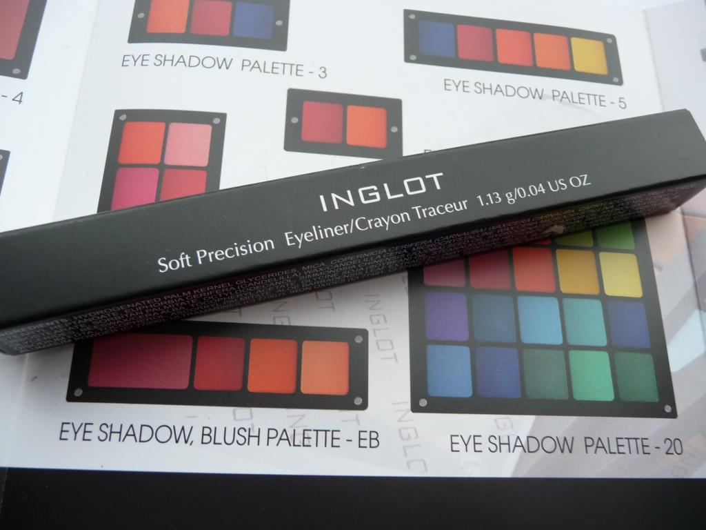 Inglot – Soft precision eyeliner 32