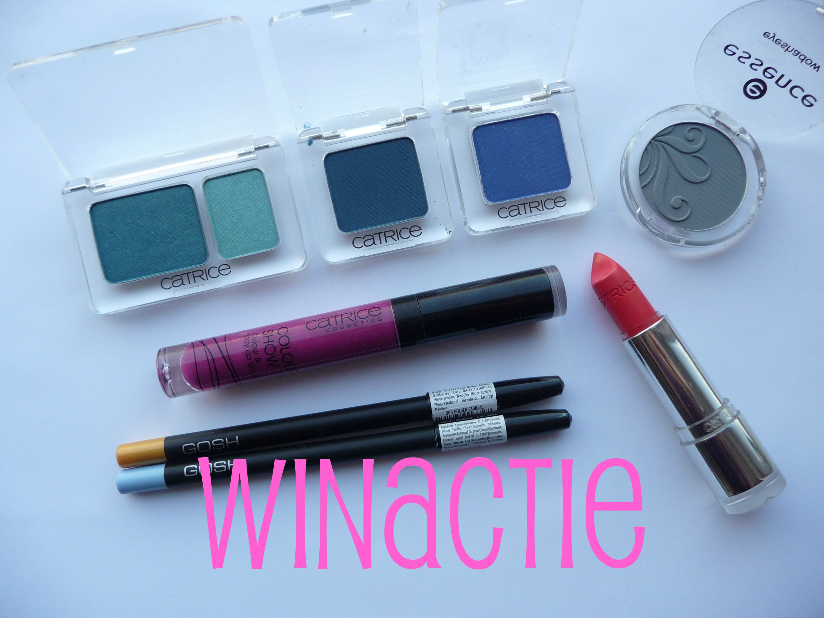 Reminder: winnen 2 make up pakketten t.w.v. € 31