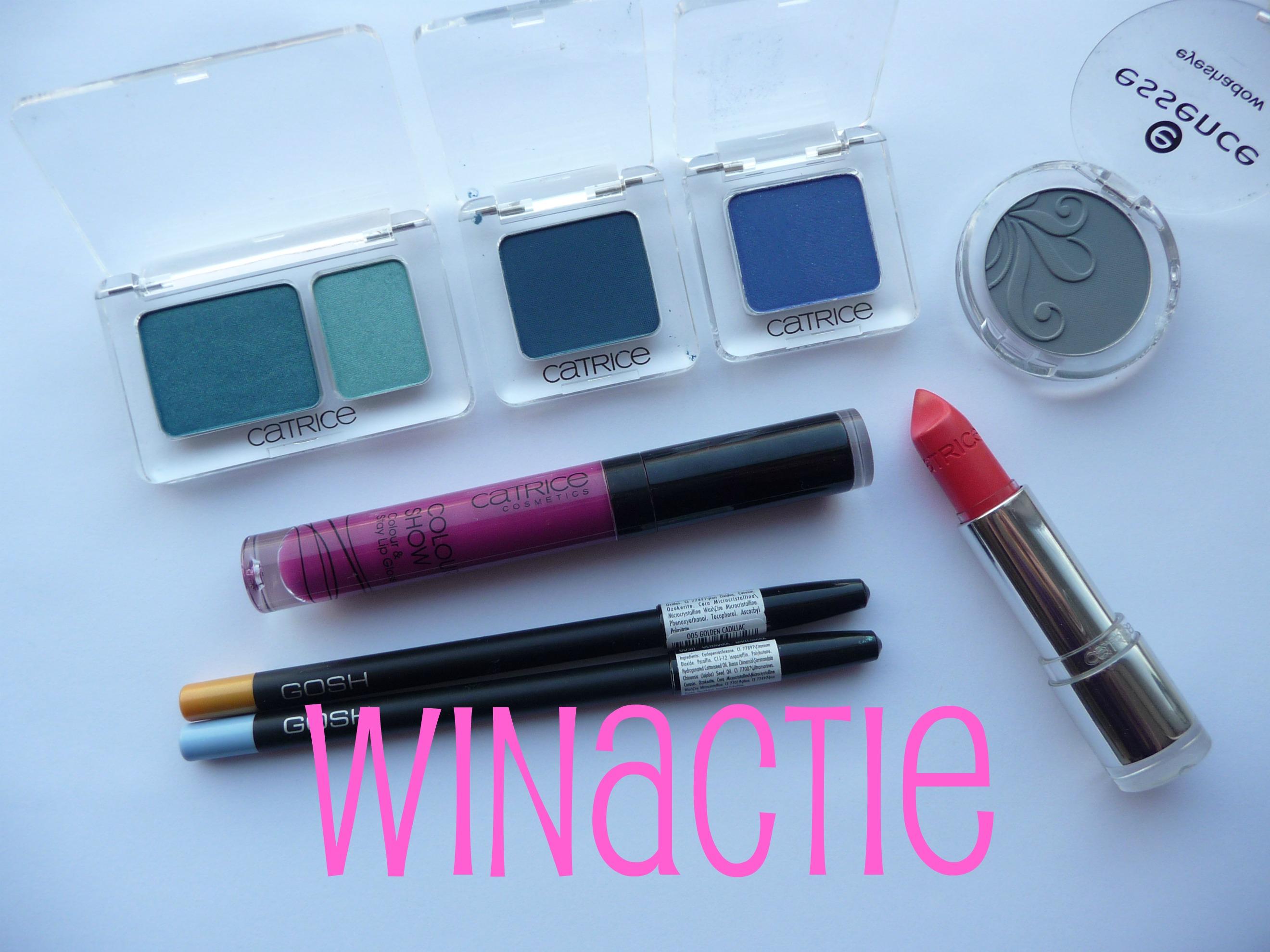 Reminder: winnen 2 make up pakketten t.w.v. € 31