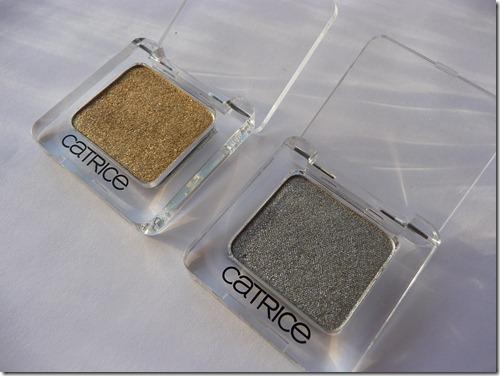 Catrice mono's goud & zilver