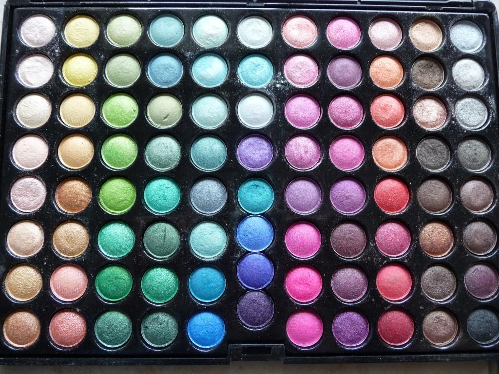 88 shimmer palette