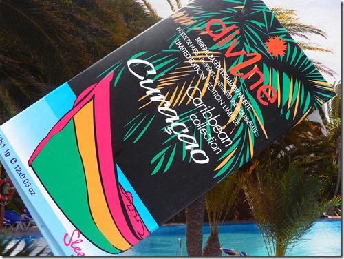 Sleek – Curaçao palette
